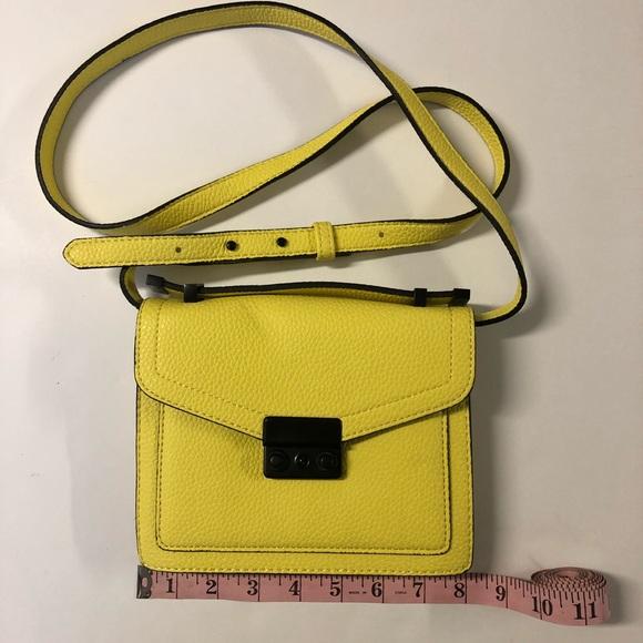 0cc4142efe Forever 21 Bags | Yellow Crossbody Bag | Poshmark